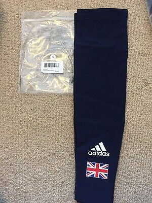 Adidas Great Britain Cycling Team Arm Warmers Size:S
