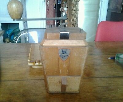 Ancien Moulin Cafe Art Deco Peugeot Freres Bois