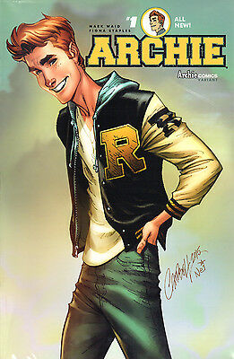 US COMIC PACK ALL NEW ARCHIE 1-6 Mark Waid Fiona Staples englisch