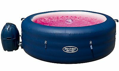 Bestway Lay-Z-Spa Saint Tropez Airjet Inflatable Hot Tub (4-6 Person) BW14294