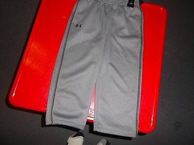 NWT  Boy's 2T Gray  Under Armour Pants