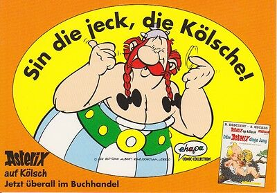 5 Postkarten - 5 Dialekte - ASTERIX spricht DEUTSCH - Ehapa Comic Collection