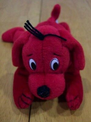 """CLIFFORD THE BIG RED DOG  8"""" Stuffed Toy"""
