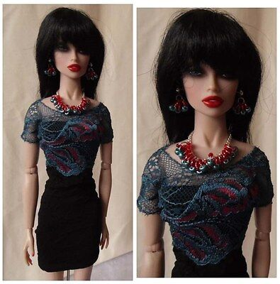 "marissa OOAK OUTFIT for 16"" Avantguards doll Integrity"