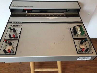 Linseis Type Ls Chart Recorder Used