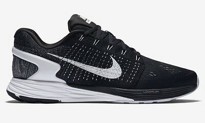 Nike Lunarglide 7 Mens Running Trainers Size UK 8 (EUR 42.5) New RRP £115.00