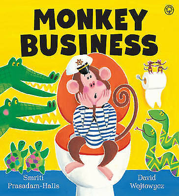 Monkey Business by Smriti Prasadam-Halls (Hardback, 2013)