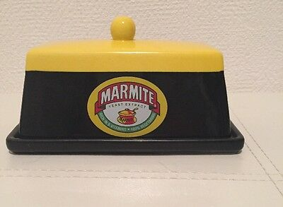 Collectable Marmite Butter Dish
