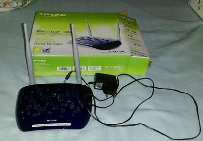 TP-Link Model Tl-wa830 repetidor inalambrico punto acceso wifi N 300Mbps