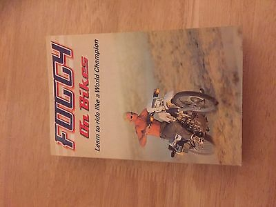 Foggy On Bikes Learn to ride like a world champion - Paper Back