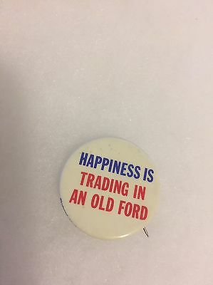 Gerald Ford Opposition Pinback