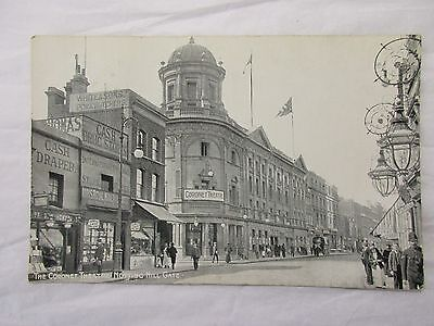 old postcard the coronet theatre notting hill gate       posted 1905