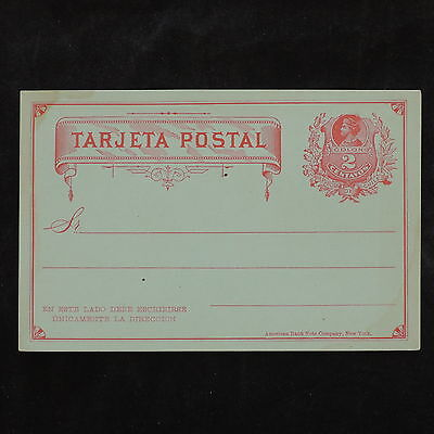 ZS-W226 CHILE - Entire, Great Franking Airmail Postcard