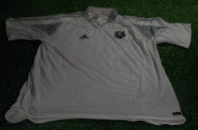 orlando pirates south africa african football xl extra large mans adidas jersey