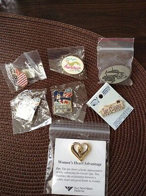 Mixed Pin Lot Tour D Elegance Gold Cup 2002 Billy Joel Margaritaville