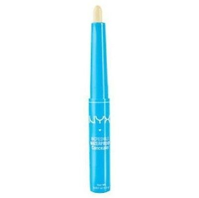 NYX  CS 10 Yellow, Incredible Waterproof Concealer Stick  free postage