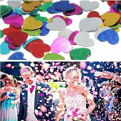 Sparkling Heart  Love Party Supplies Table Decoration Wedding Confetti