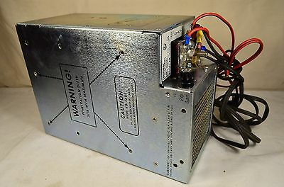 Pioneer Magnetics Model PM 2500A Type 50D70-0-4-3 Power Supply Powers On 70A