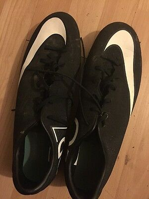 CR7 Mercurial Football Boots With Studs Good Condition Size 11