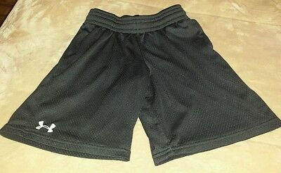 Boys Under Armour Heat Gear Loose Shorts Size Youth M