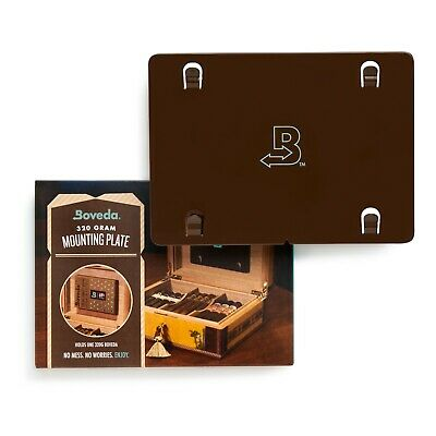 Boveda 320g - 2-Way Humidity Control Mounting Plate
