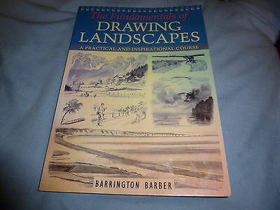 Drawing Landscapes - A Practical And Inspirational Course