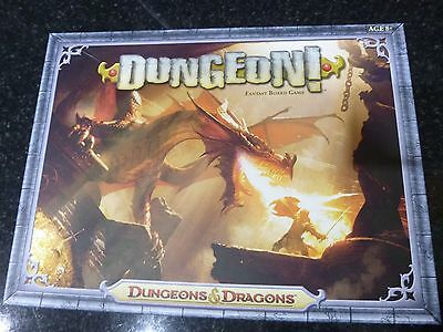 Dungeon! Fantasy Board Game Dungeons & Dragons Role-Play