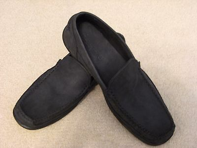'timberland' Suede Leather Slip-Ons,size 8,bnwob !