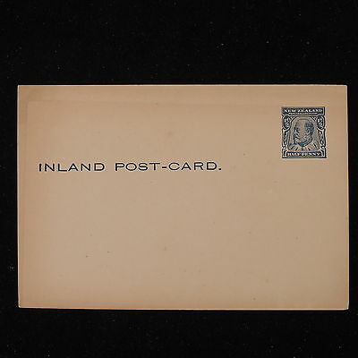 ZS-Y606 NEW ZEALAND - Entire, Mint, Inland Postcard