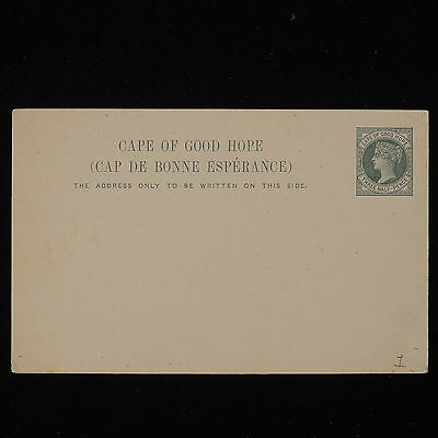 ZS-Y619 CAPE OF GOOD HOPE - Entire, Stationery, Entire, Great Franking Cover