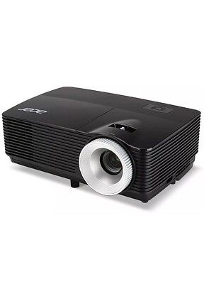 Acer X152H Full HD Home Cinema DLP Projector Brightness 3000 Lumens - with sound