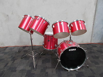 Vintage TAMA  HUGE CONCERT TOM ROCK SHELL PACK , ,
