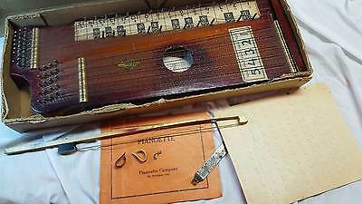 Vintage 1949 Pianoette Musical Instrument #1711 w/Extras & OB