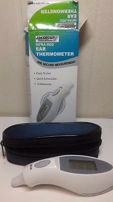 Digital Ear Thermometer Adult Kids Babies IE Infra Red LCD Temperature Medical