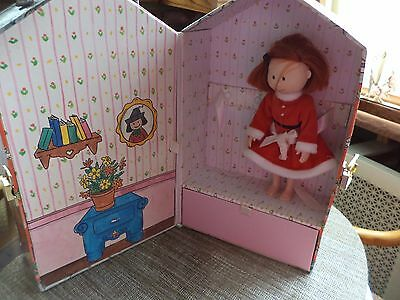 Madeline Doll and Carry Case