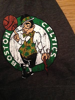 Boston Celtics T Shirt Size Medium