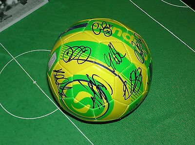 New Football Signed by 18 Portsmouth FC 2016/17 Season Players