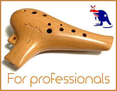 Noble Ocarina AC Alto C - Made from Porcelain. Perfect for professionals