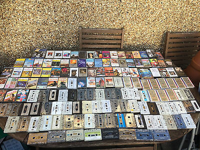 Massive Cassettes Collection/job Lot  (See Pictures)