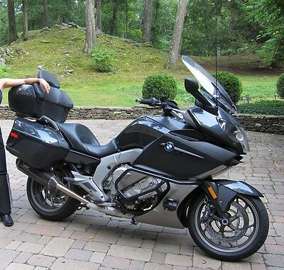 2013 BMW K-Series  K1600 GTL - The Ultimate Sport Touring Machine