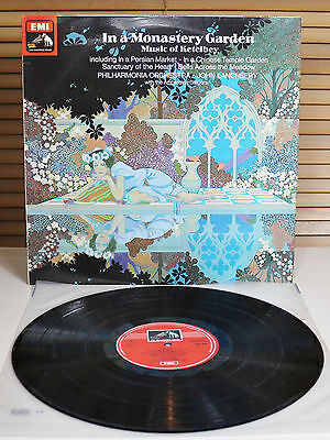 ASD 3542 (1st Ed –B&W P/S) *IN A MONASTERY GARDEN – MUSIC OF KETELBEY* LANCHBERY