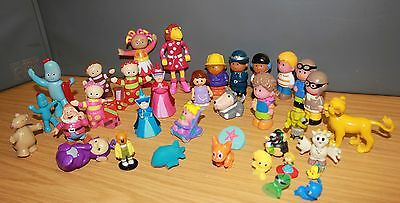 Large bundle of various Action  Figures Toys / Pre used / Job lot