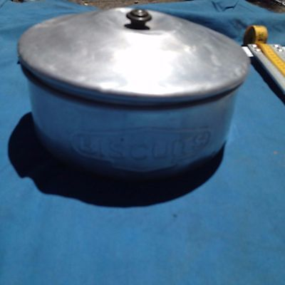 Vintage Collectable Kitchen/Campware Biscuit Tin