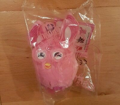 McDonalds Happy Meal Toy - Pink Furby still sealed bag! New