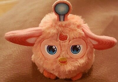 McDonalds Happy Meal Toy - peach Furby New