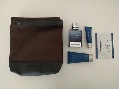 Singapore Airlines Current First Class / Suites Amenity Kit (Men's)