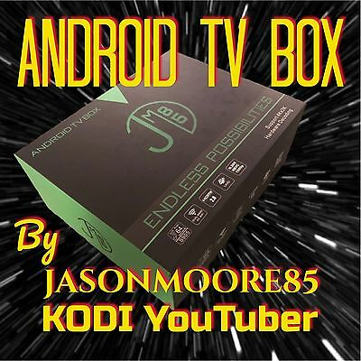 JM1 Android TV Box. By Jasonmoore85 (JM85)