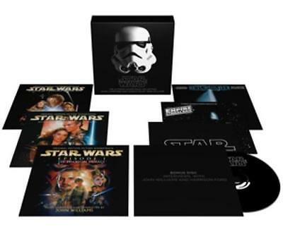 Star Wars - The Ultimate Soundtrack Collection Box-Set 10 CD+DVD (2016)