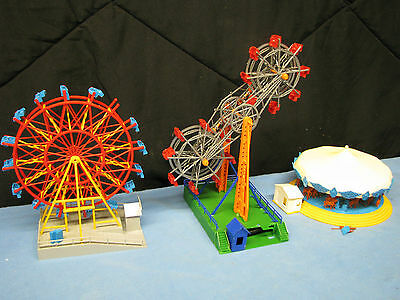 ho scale carnival rides