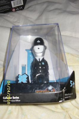olympic wenlock Police  officer